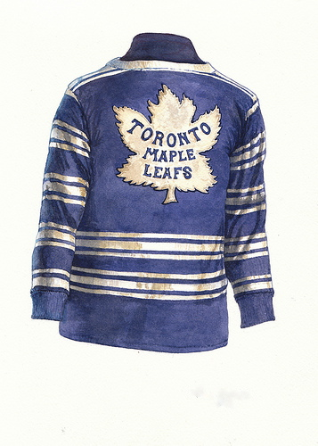 Toronto Maple Leafs 100th Anniversary